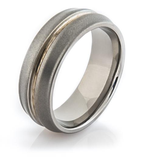 Orbit Titanium Ring