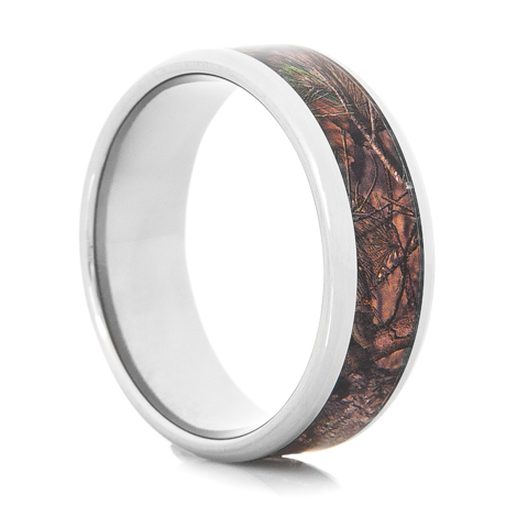 Men's Mossy Oak Country Camo Ring