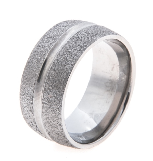 Split Rail Arctic Ring