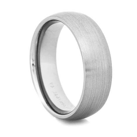 Standard Profile Titanium Ring