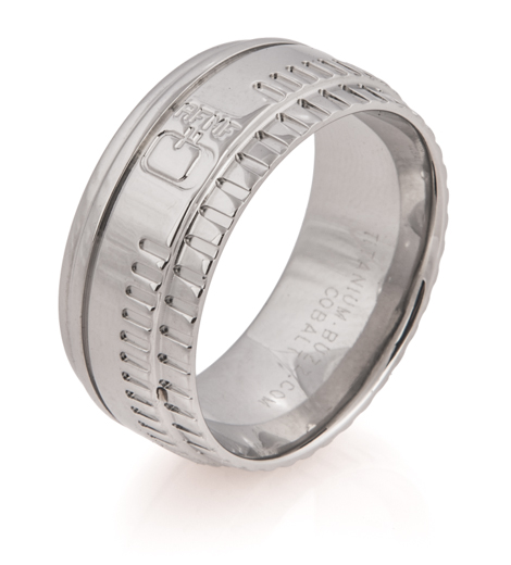 Titanium Camera Lens Ring