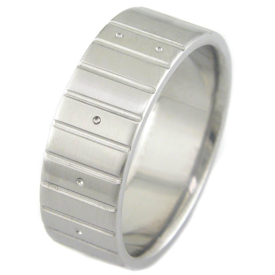 Titanium Guitar Fret Ring: Guitar Wedding Rings For Men At Websimilar.org