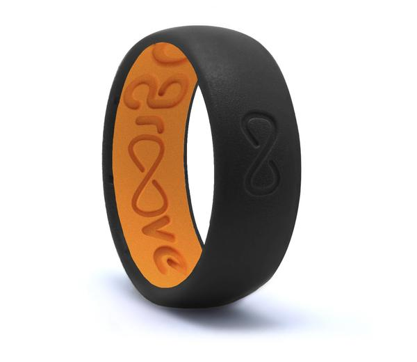 Groove Life Silicone Ring- Original Midnight Black
