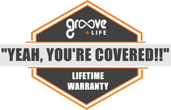 Groove Life Silicone Ring- Narrow Snow White
