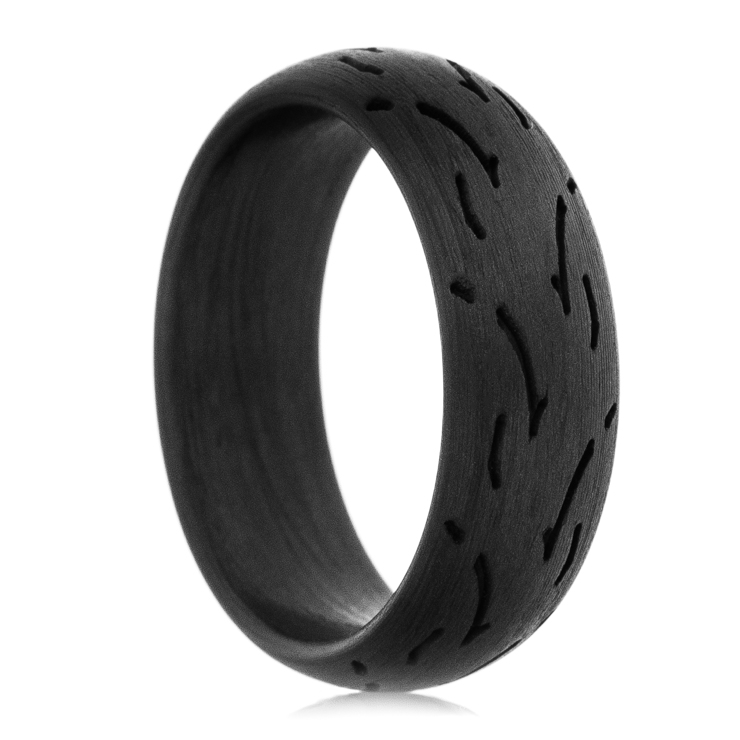 Carbon Fiber Knee Dragger Tread Ring