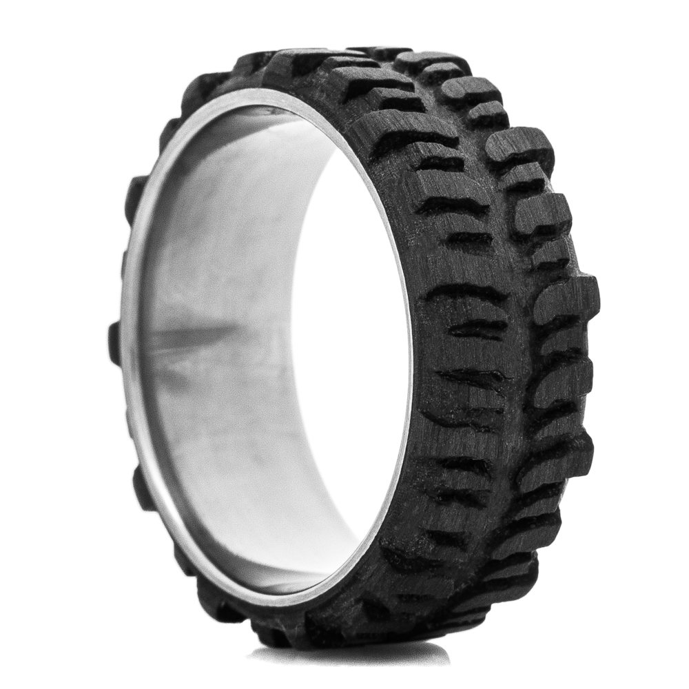 Interco Bogger Ti Core Carbon Fiber Ring 9mm