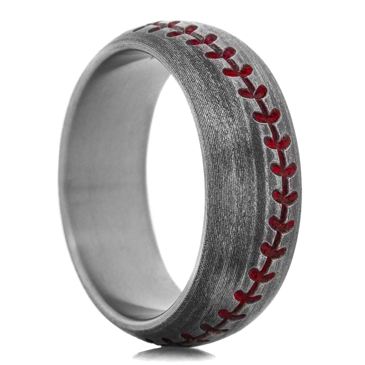 The Titanium Joe DiMaggio Ring