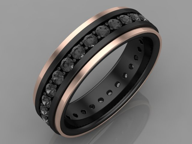 example of a custom ring