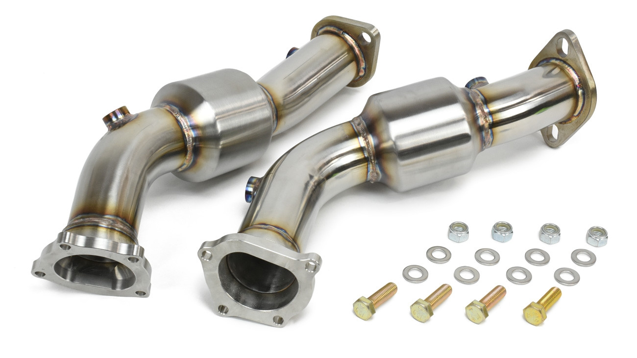 3.3T Primary Downpipes Set