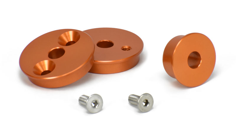shifter cable end bushings