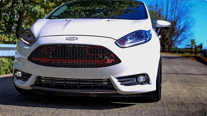 Big Mouth on Fiesta ST