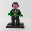 Minifigure (Small) Green Lantern - Sinestro (24)