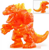 Minifigure (Large) Orange Godzilla