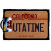 Back To The Future - Outatime - Doormat
