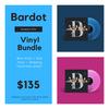 BARDOT Greatest Hits - Pink Vinyl + Blue Vinyl