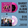 PRE-ORDER - BARDOT VINYL ALBUM BUNDLE (Bardot + Play It Like That)