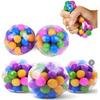 Squeeze Fidget Beads Ball
