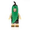Minifigure (Small) Green Chilli (72)