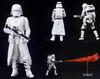 STAR WARS THE FORCE AWAKENS First Order Snowtrooper & Flametrooper ArtFX+ Statue