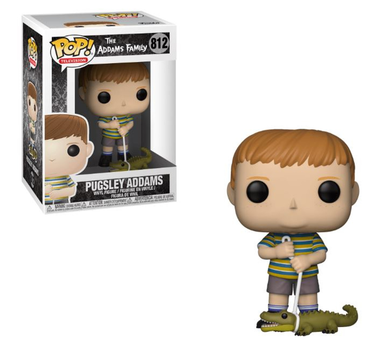 Addams Family - Pugsley Pop! Vinyl
