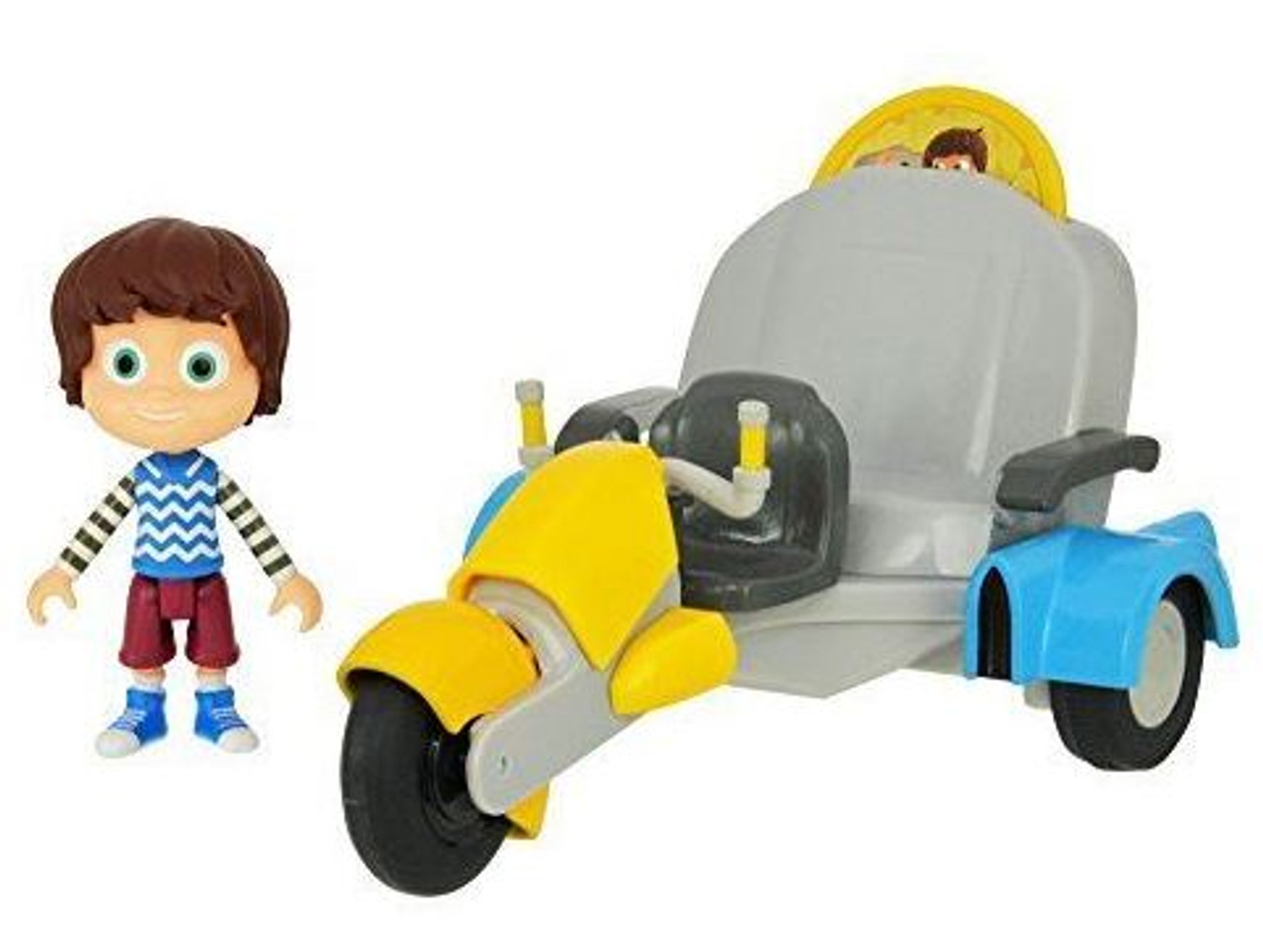 Kazoops! Monty's Trike with Imagination Token Figure