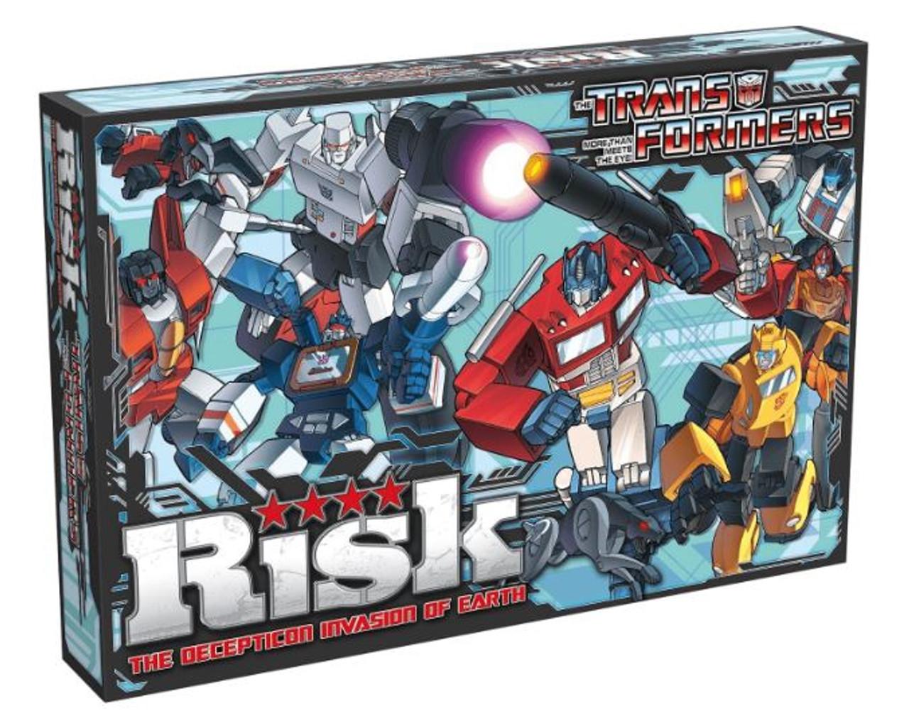 RISK - Transformers - The Decepticon Invasion of Earth