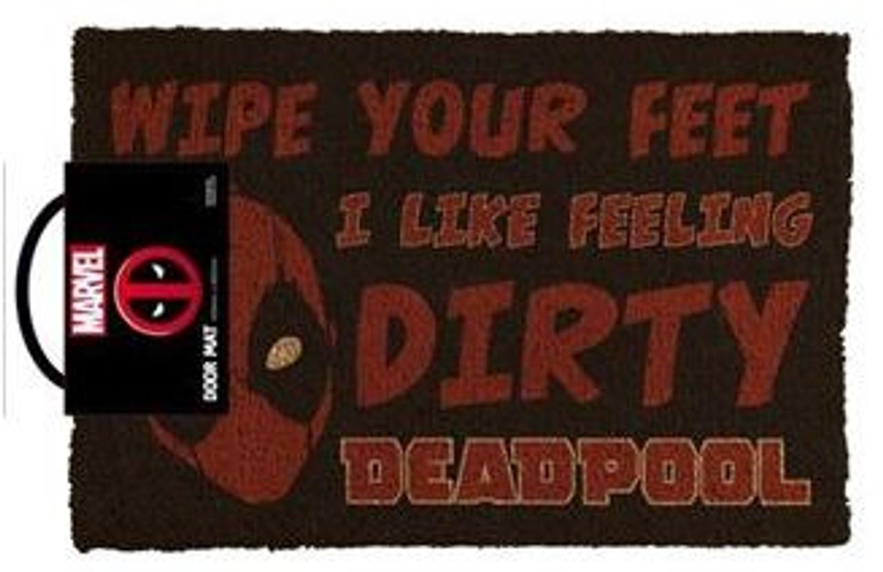 Marvel Comics - Deadpool Dirty - Doormat