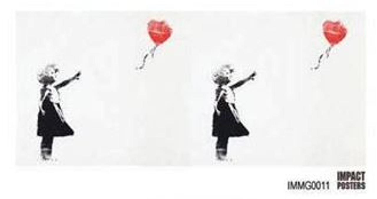 Banksy - Balloon Girl - Mug