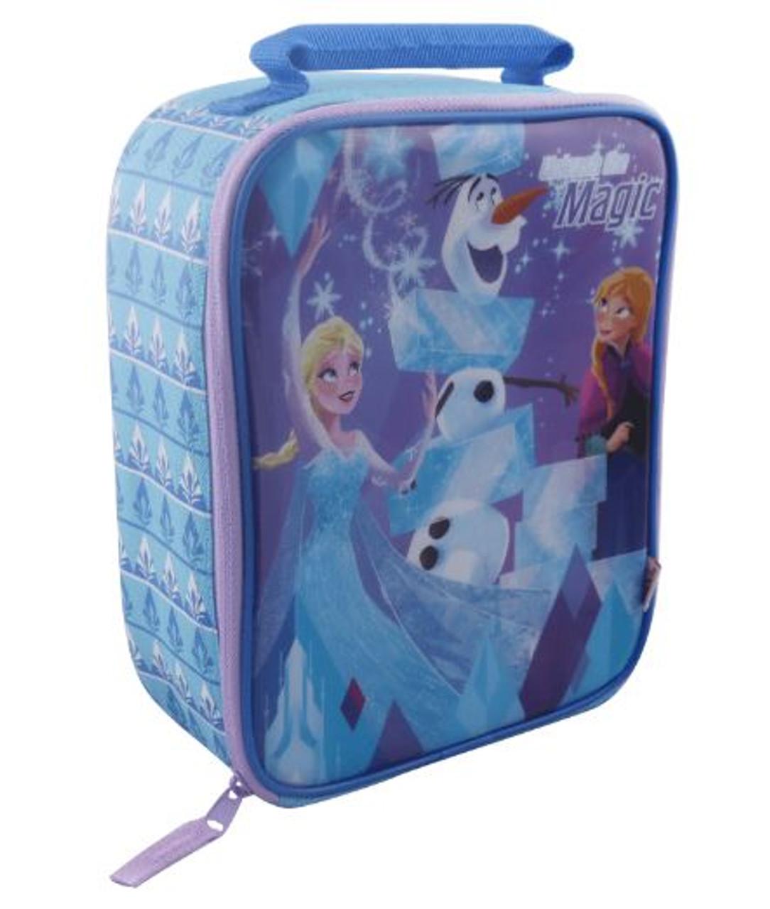 Frozen Slimline Insulated Lunch Bag