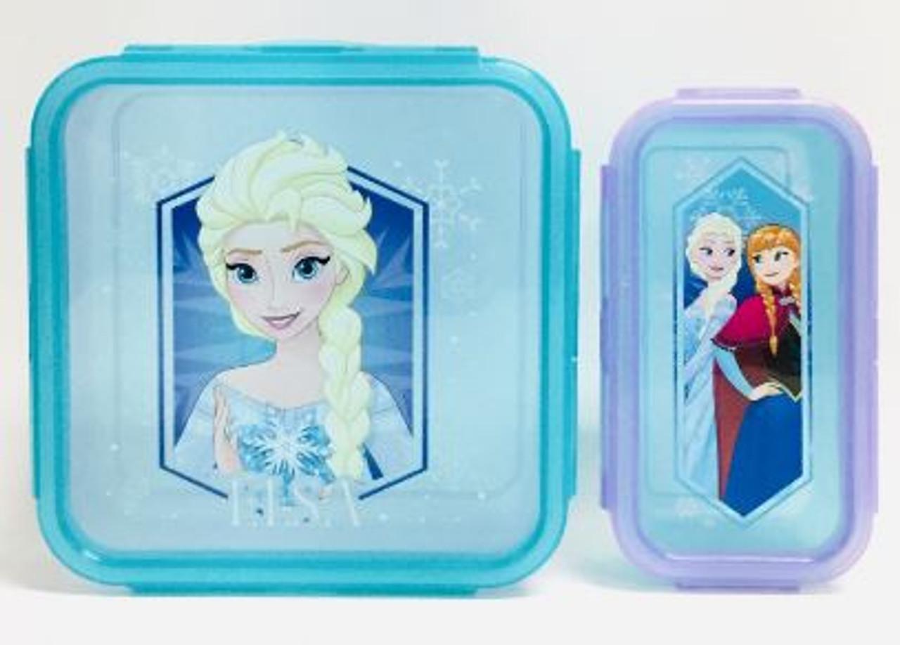 Frozen 2pk Snack & Sandwich Container