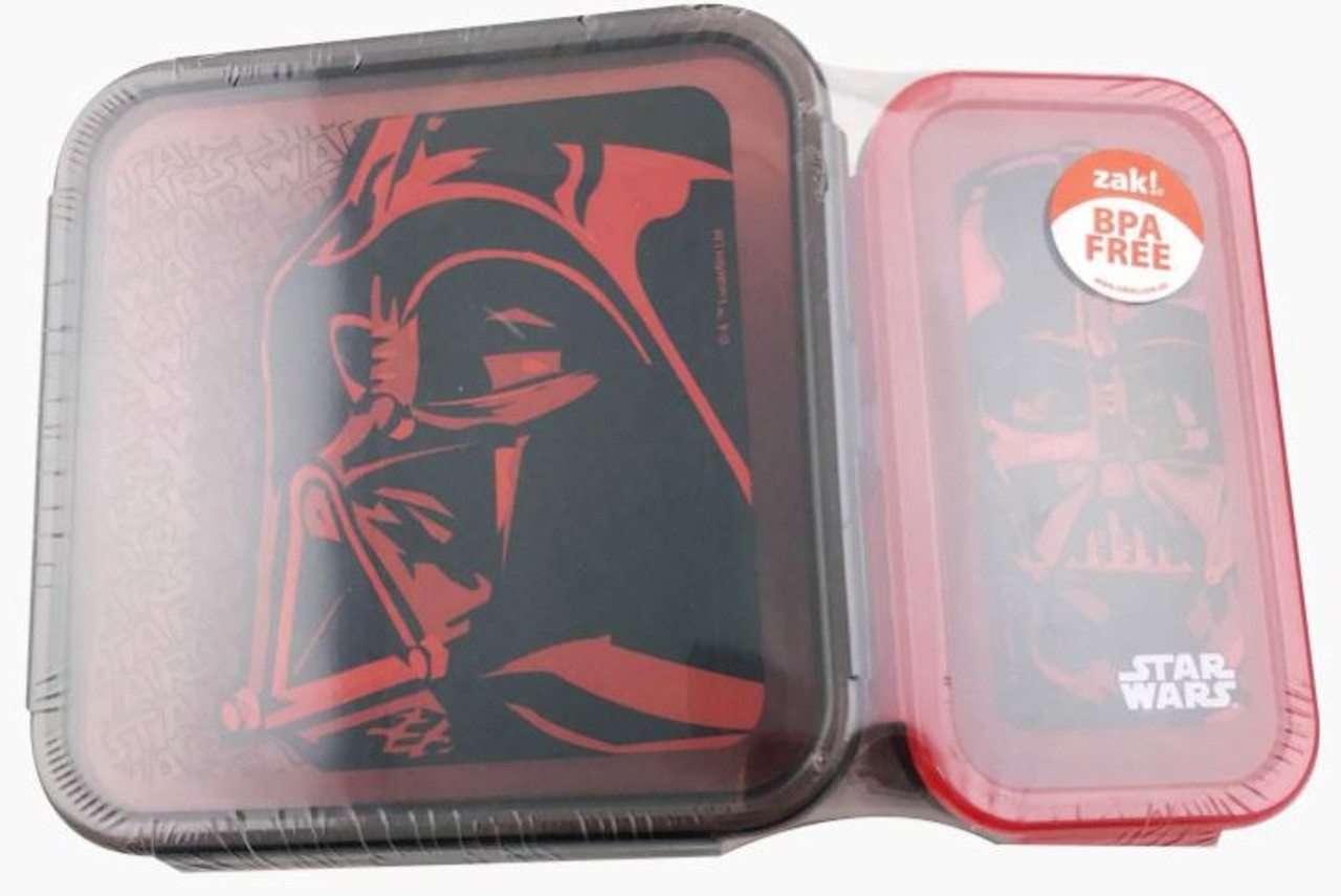 Star Wars 2pk Snack & Sandwich Container