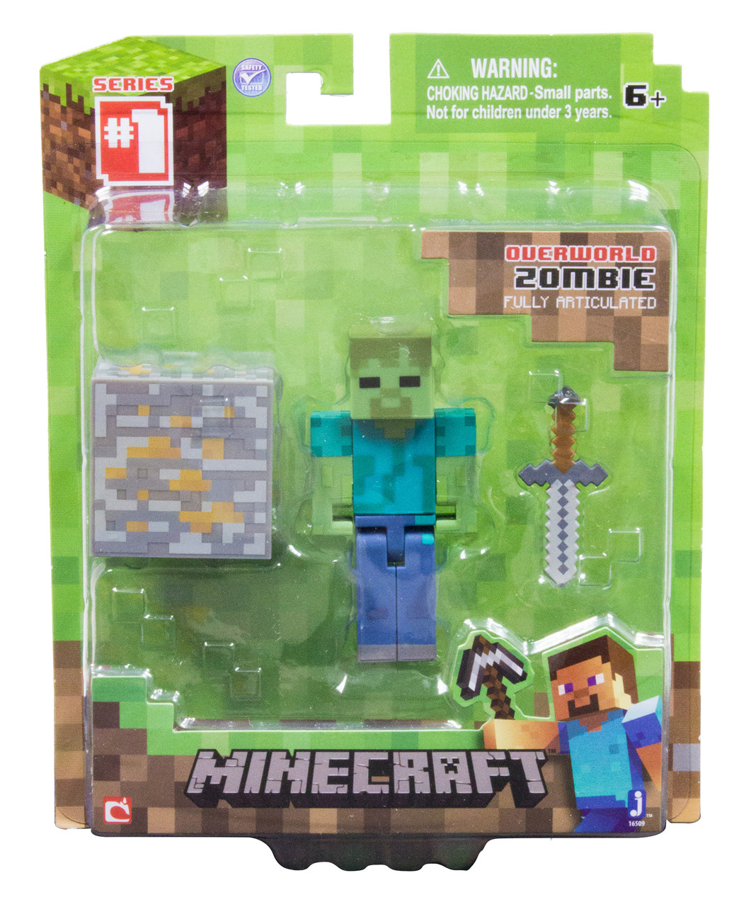 Minecraft - Overworld ZOMBIE
