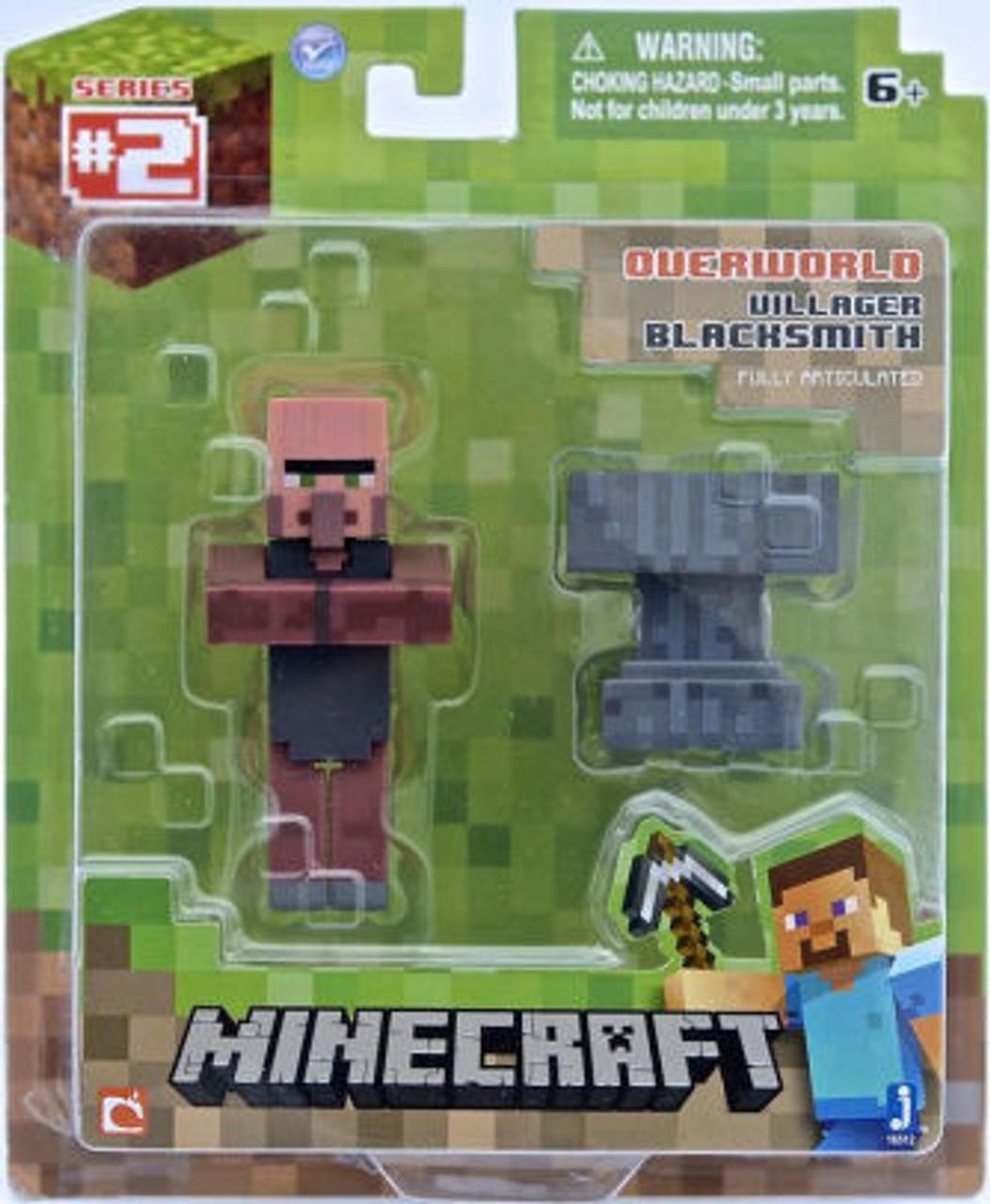 Minecraft - Overworld VILLAGER
