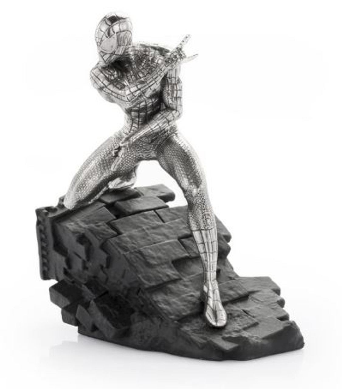 Spider-Man Webslinger Figurine