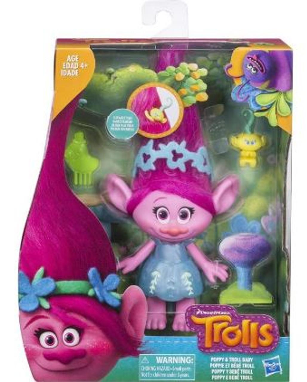 Trolls - Poppy & Troll Baby