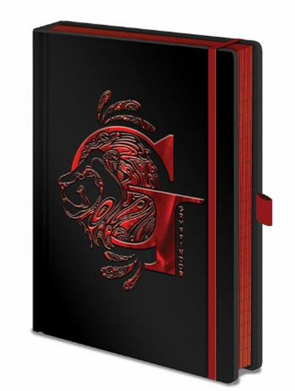 Harry Potter - Gryffindor Foil - Premium Notebook (A5)