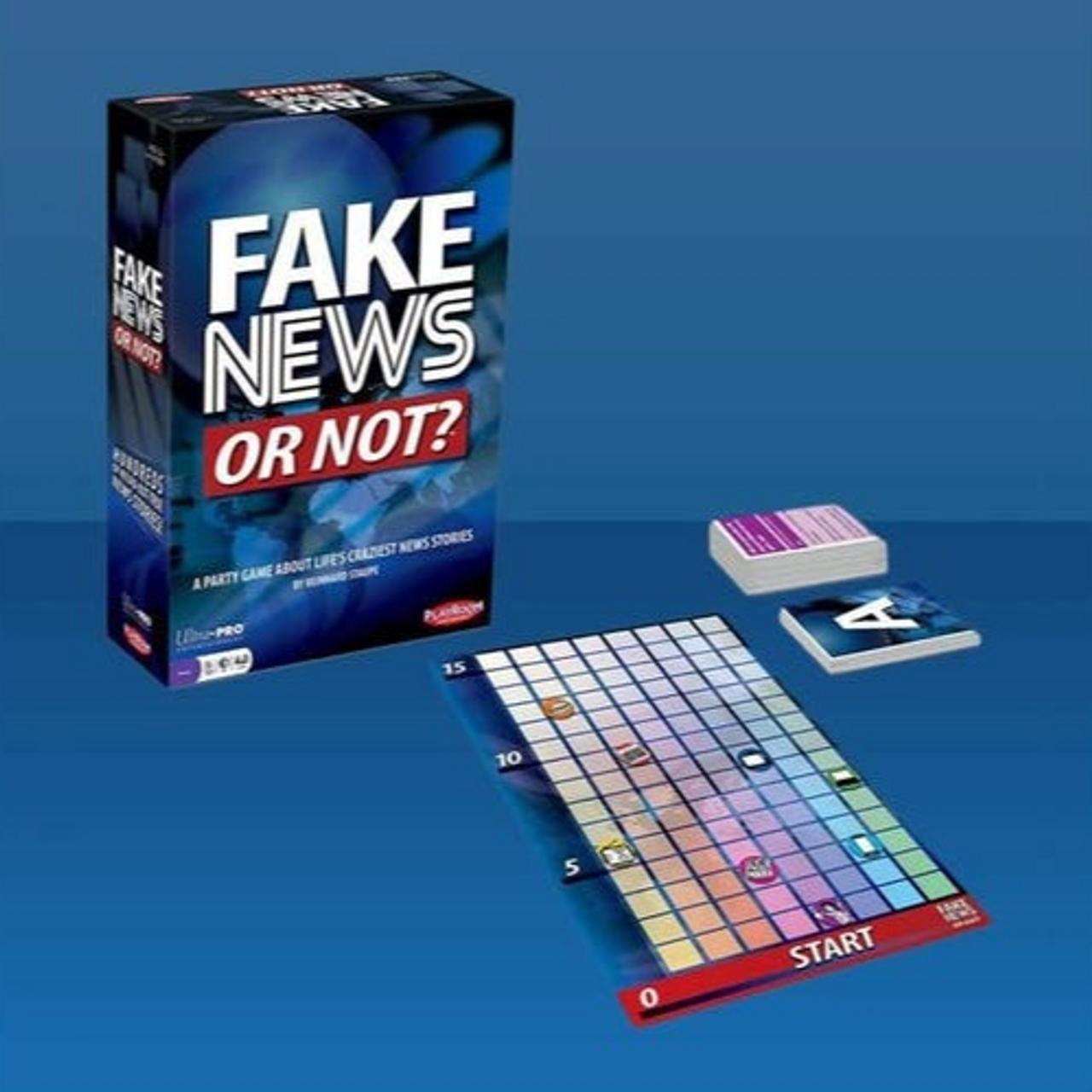 GAMING - Fake News or Not?