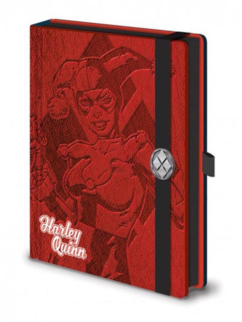 DC Comics - Harley Quinn - Premium Notebook (A5)