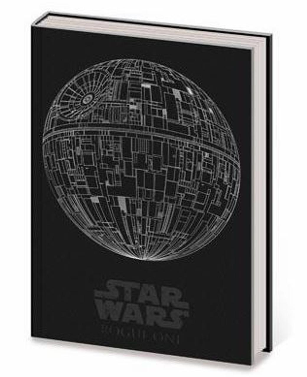 Star Wars - Classic Death Star - Premium Notebook (A5)