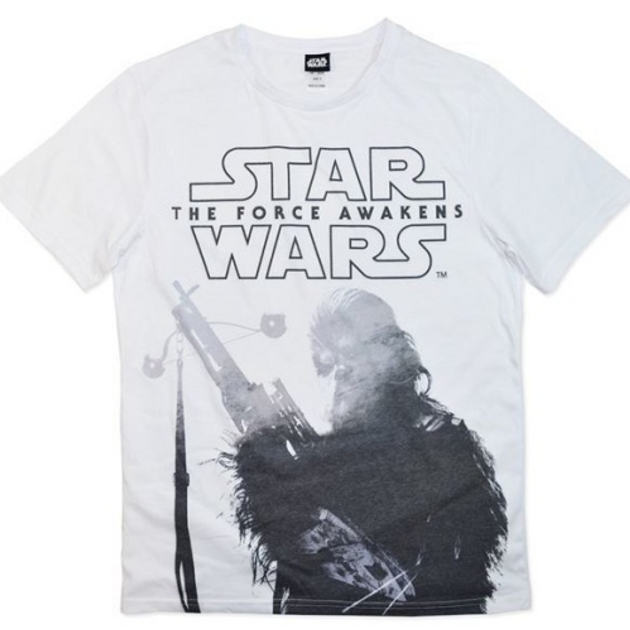 Star Wars - The Force Awakens T-Shirt - SIZE 2XL