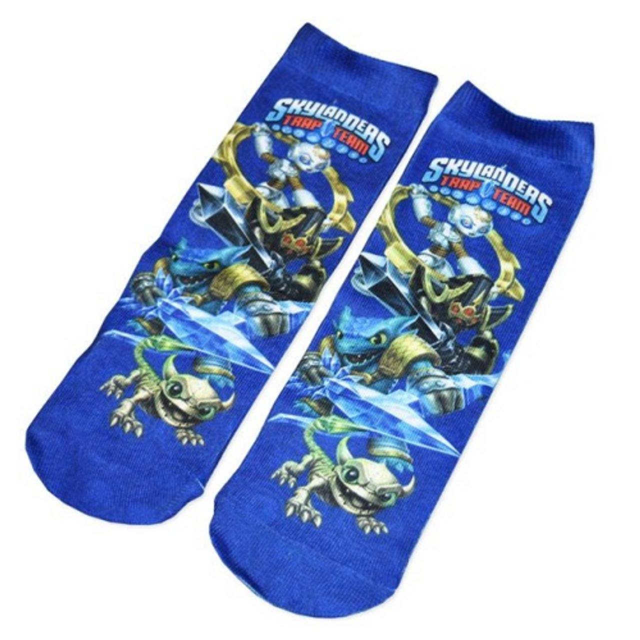 Skylanders Socks (Size 5-8)