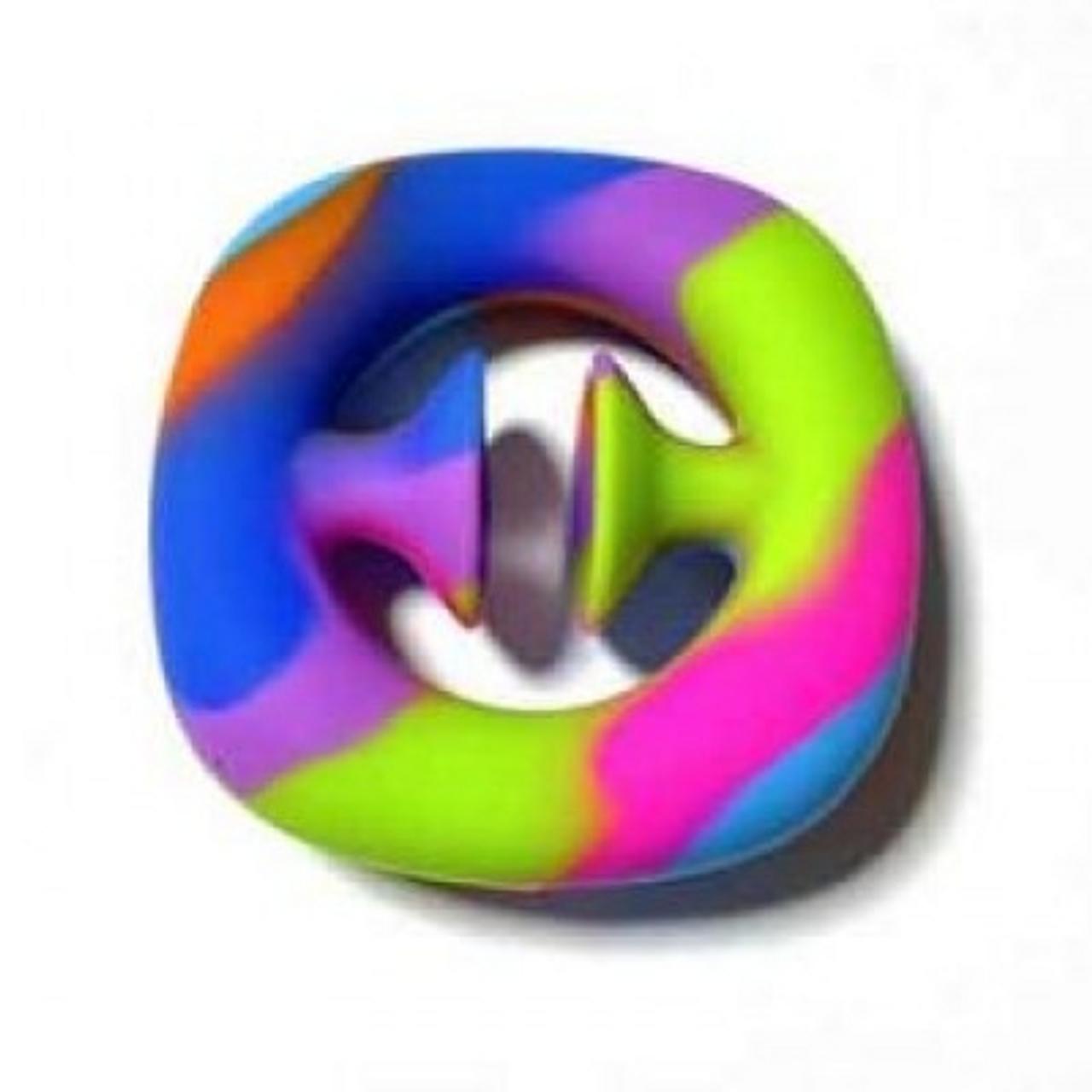 Snap & Pop Fidget Toy Rainbow