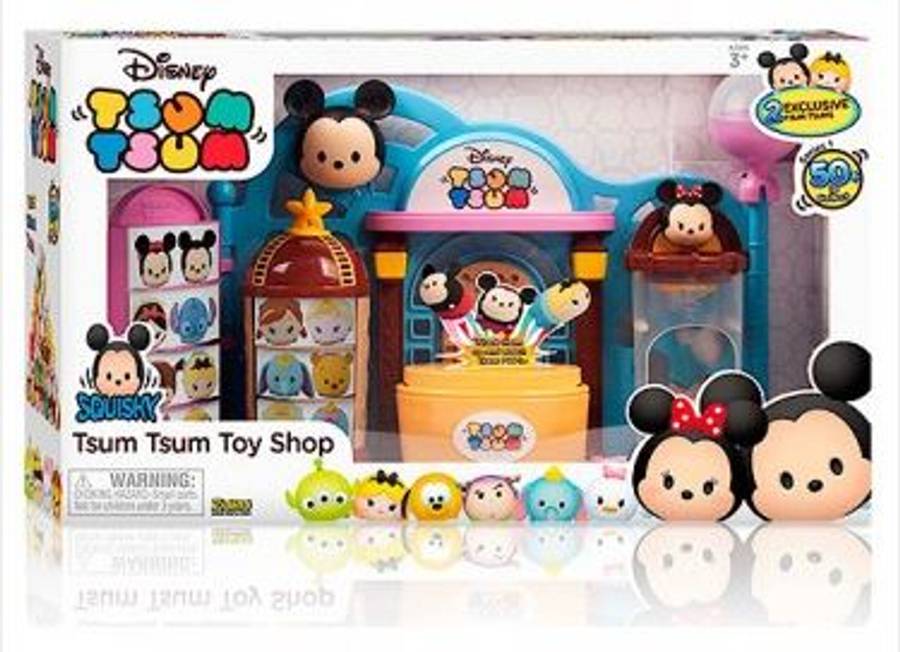 Tsum Tsum  Toy Shop Playset