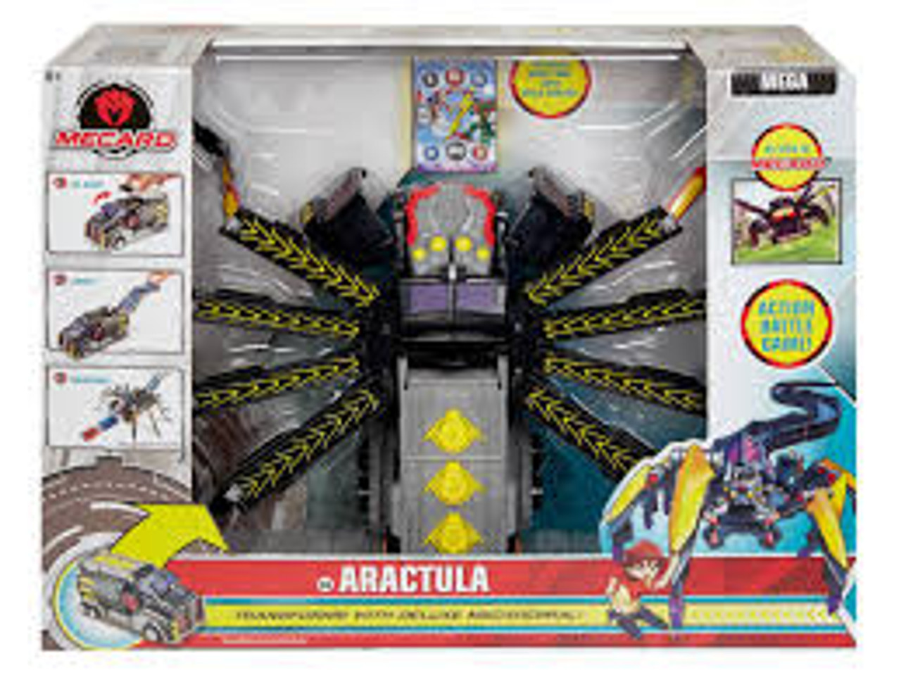 Mecard Aractula Mega Figure