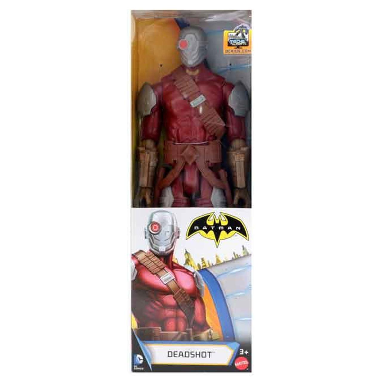 Batman - Deadshot Figure