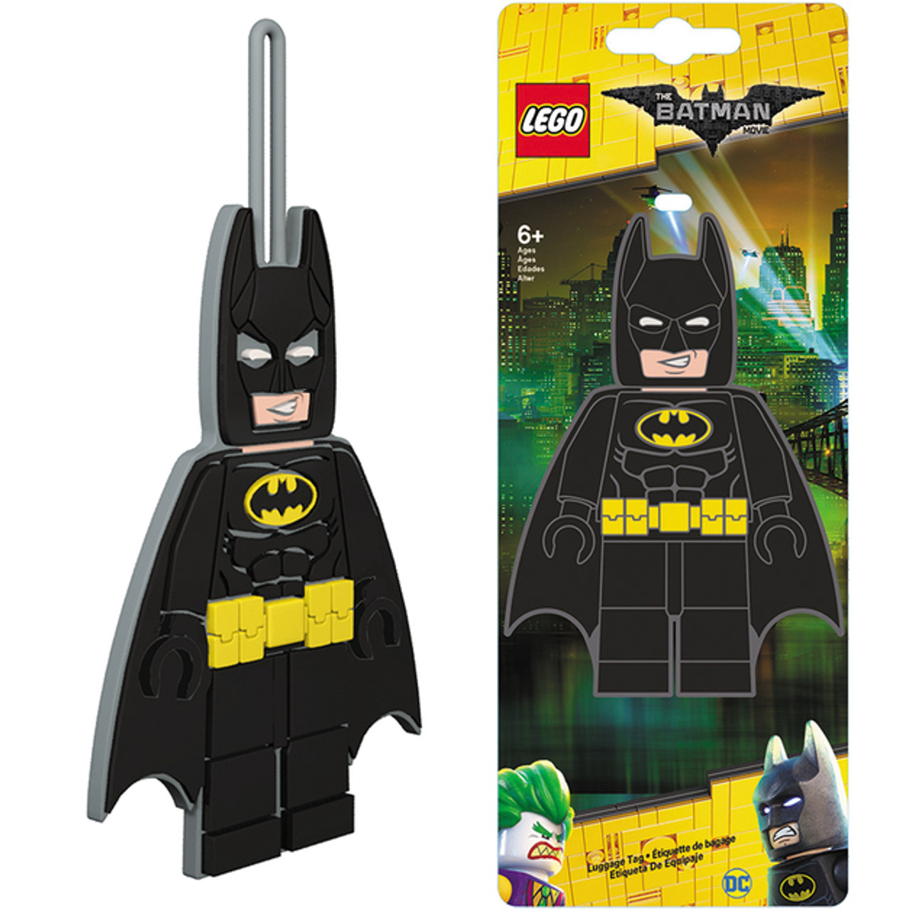 Batman - Luggage Tag