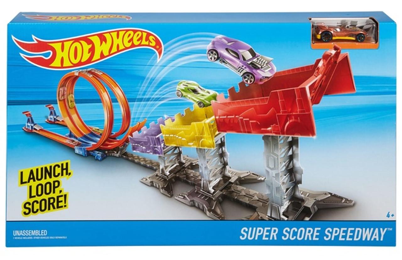 Hot Wheels Super Score Speedway