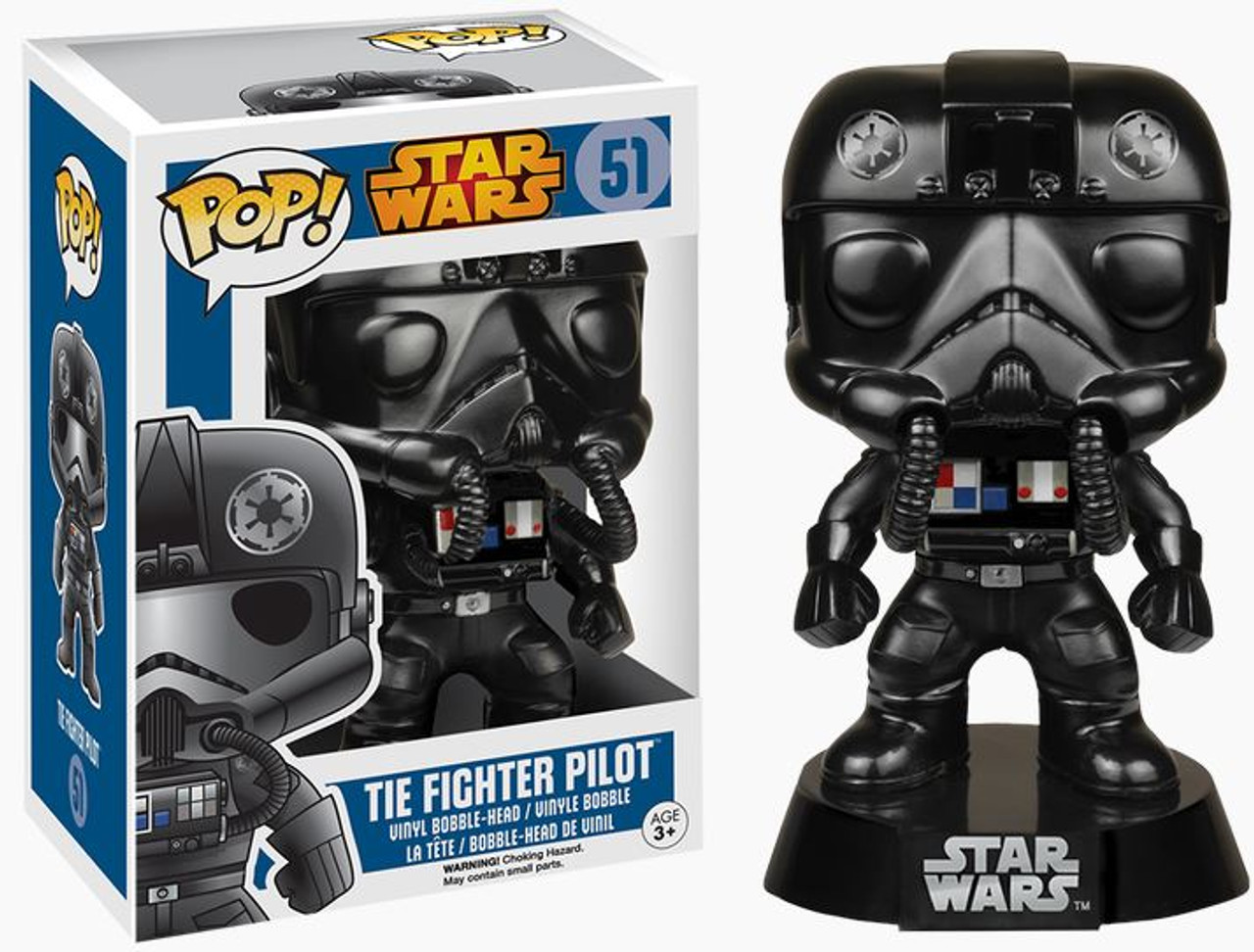 Star Wars - TIE Fighter Pilot Pop! Vinyl