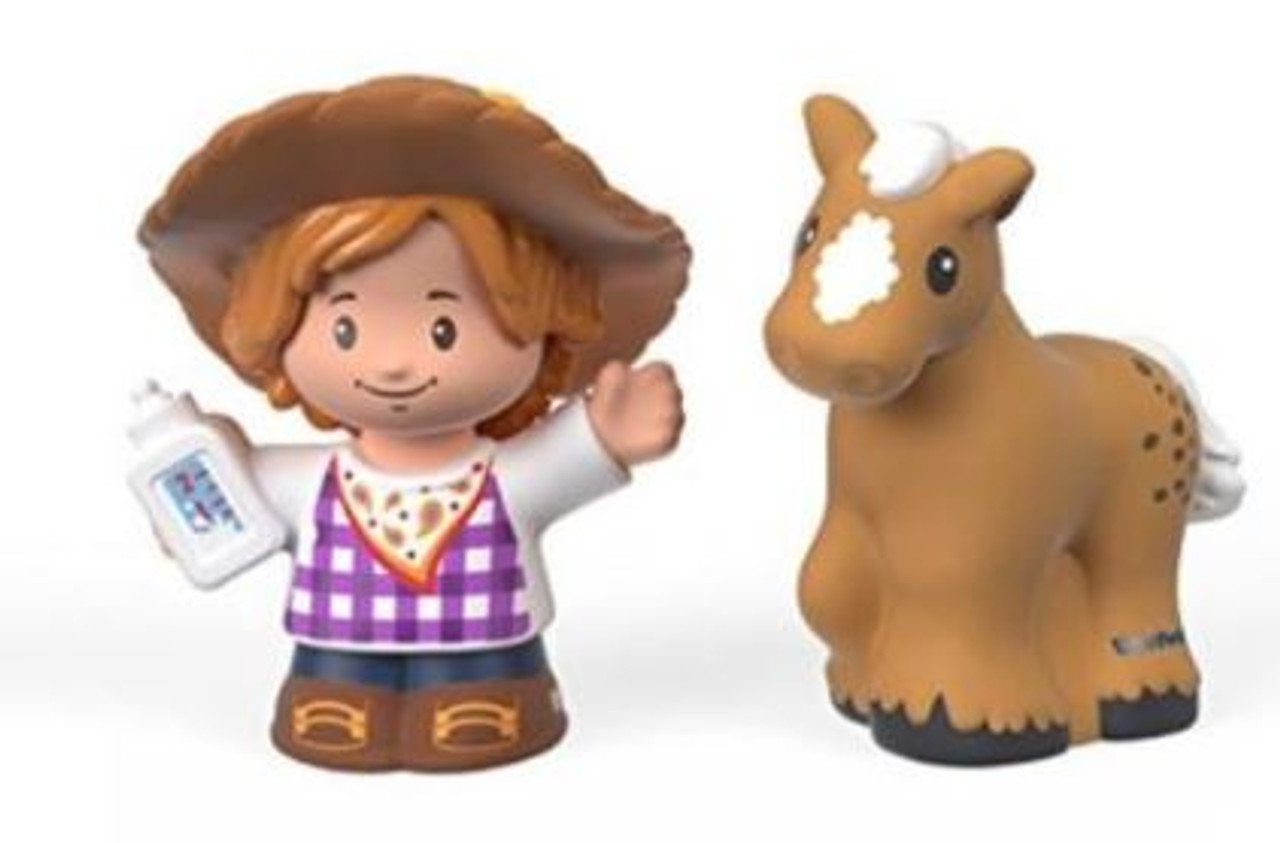 Fisher-Price Little People - Melodee & Pony