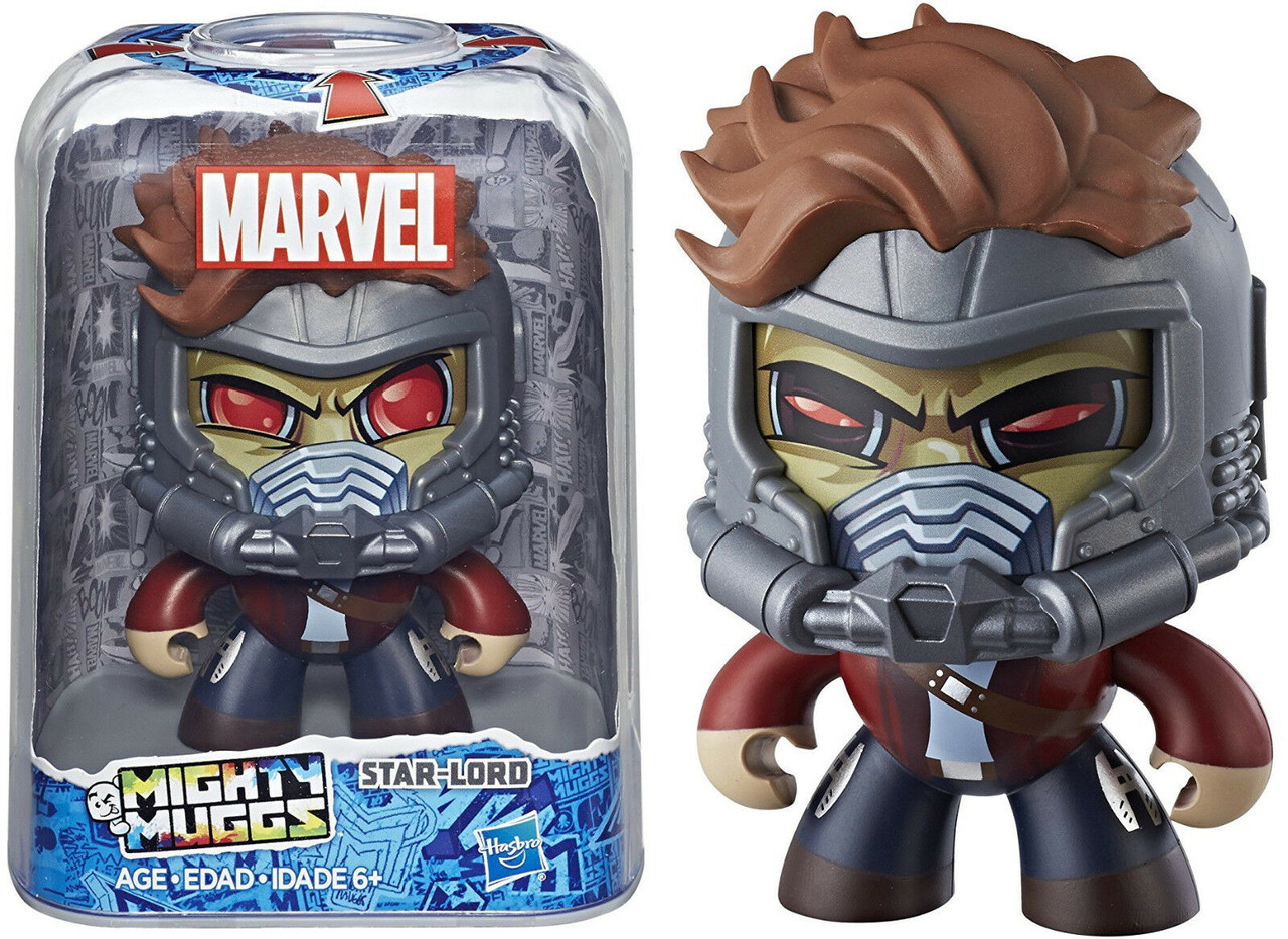 Mighty Muggs - STAR-LORD